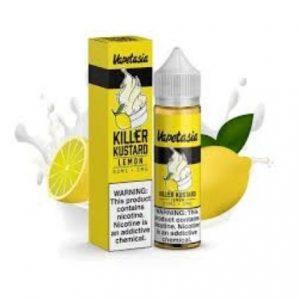 Vapetasia Killer Kustard Lemon 60 ML-3mg