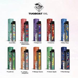 TUGBOAT XXL DISPOSABLE PODS 2500 PUFFS in UAE