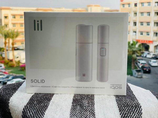 IQOS White Kit 4