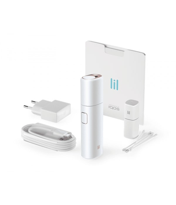 IQOS lil SOLID Blue Kit 4