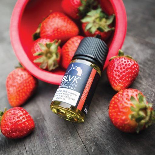 Strawberry – Salt Plus – Blvk Unicorn – 30ml In UAE