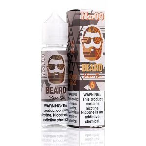 No. 00 By Beard Vape Co 60ml In Dubai