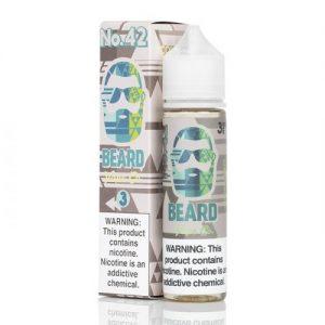 No. 42 By Beard Vape Co 120ml In UAE