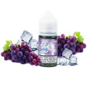 Grape Ice Salt Nic By Juice Roll Upz Salt 30ml in Dubai