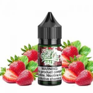 Strawberry by Juice Roll Upz Salt 30ml in UAE