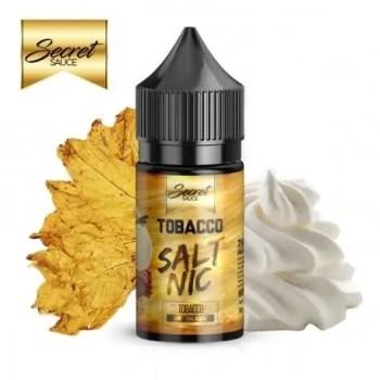 Vanilla Tobacco BY Secret Sauce SaltNic in Dubai
